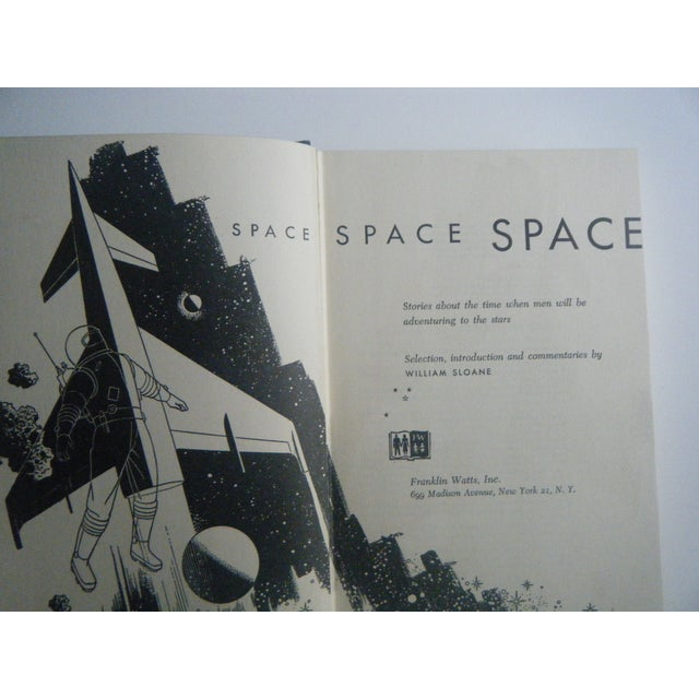 Space Space Space Vintage Book, First Printing - Image 4 of 8