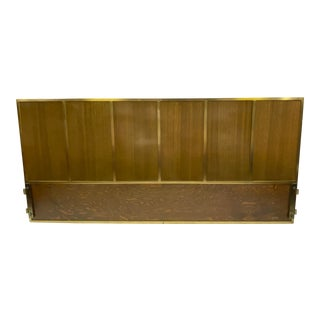Paul McCobb King Headboard for the Irwin Collection Calvin Furniture For Sale
