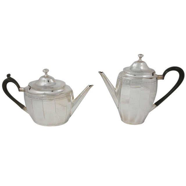 Coffee and Tea Pot Set For Sale