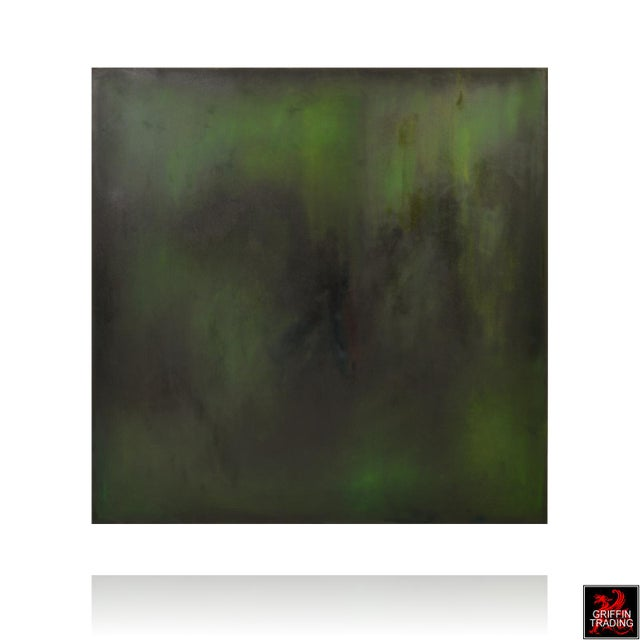 2010s AN28 Signed Original Abstract Painting For Sale - Image 5 of 10