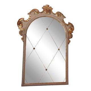 19th Century Italian Neoclassical Mirror For Sale