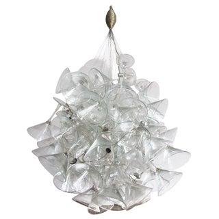 EcoFirstArt Poetic Martini Glass Chandelier