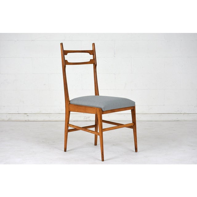 Set of 6 Mid-Century Modern Dining Chairs - Image 4 of 9