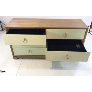 Bungalow 5 Modern Grasscloth Calvin Six Drawer Dresser Preview