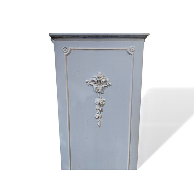 Early 20th Century Adams Style Tall Chest of Drawers, English For Sale - Image 11 of 11
