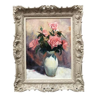 Roses Oil Painting For Sale