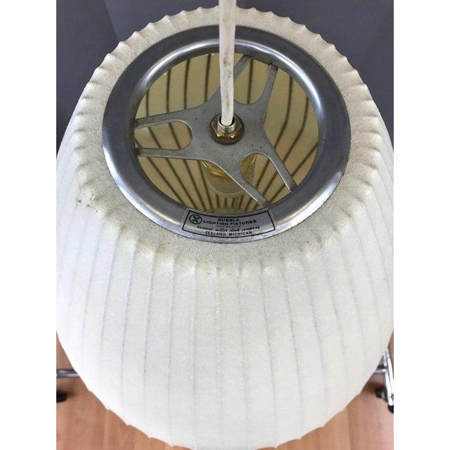 Metal Vintage George Nelson for Howard Miller Bell Pendant Lamp For Sale - Image 7 of 10