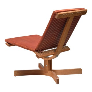 Jorgen Hovelskov prototype chair, Denmark, 1960s For Sale