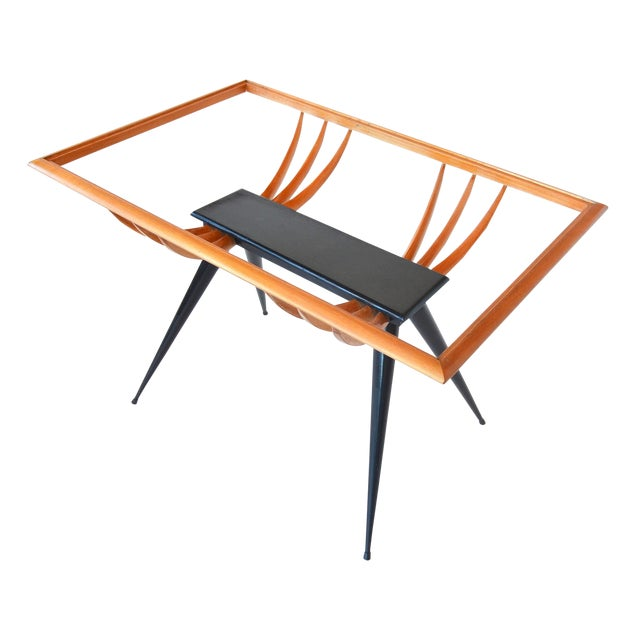 Giuseppe Scapinelli Costela Table Brazilian Mid Century Modern For Sale