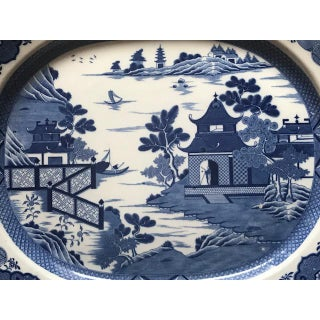 19 Century Vintage English Platter Preview