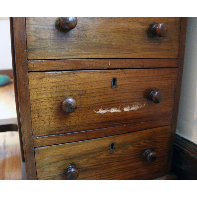 Victorian Davenport Writing Desk - Image 11 of 11