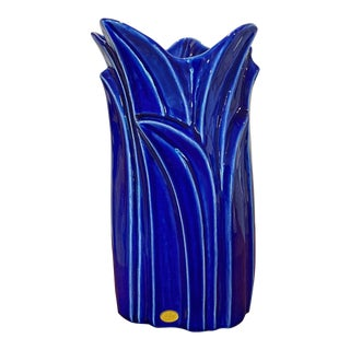 1960s The Yves Klein Vase - Nittsjö by Thomas Hellström For Sale