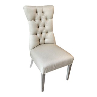 Fremarc Designs Tufted Side Chair For Sale
