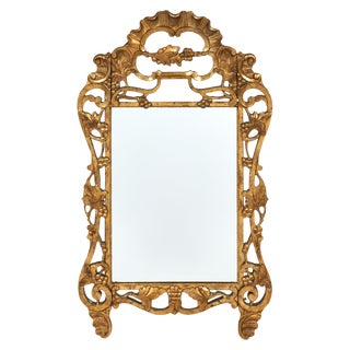 "French Antique Louis XIV Style ""Pareclose"" Mirror For Sale"