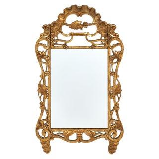 "French Antique Louis XIV Style ""Pareclose"" Mirror"