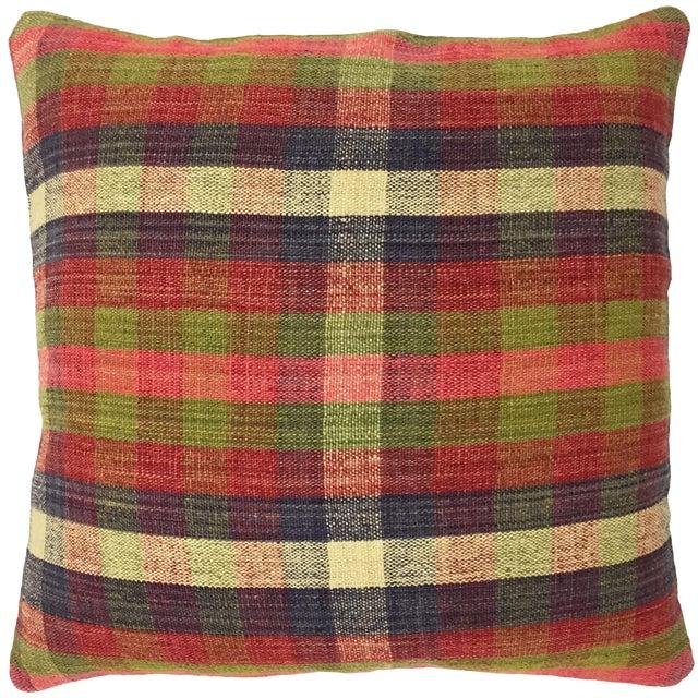"Vintage Kilim Pillow   20"" - Image 1 of 2"