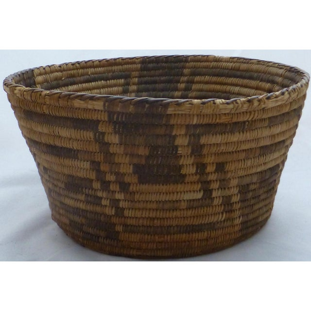 Antique Apache Basket Circa 1890-1920 - Image 2 of 11