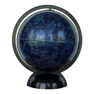 1940s Art Deco Randall McNally Celestial Globe For Sale