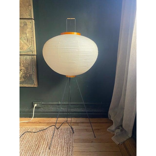 2000 - 2009 Isamu Noguchi 10a Floor Lamp For Sale - Image 5 of 5