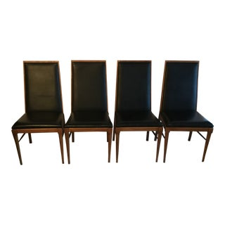 1960s Vintage Dillingham Side Chairs - Set of 4 For Sale