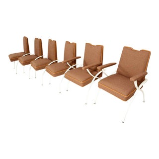 Set of 6 Mid-Century Modern Dining Chairs For Sale