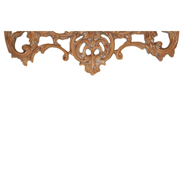 Chinese Vintage Chinese Chippendale-Style Pagoda Mirror For Sale - Image 3 of 6