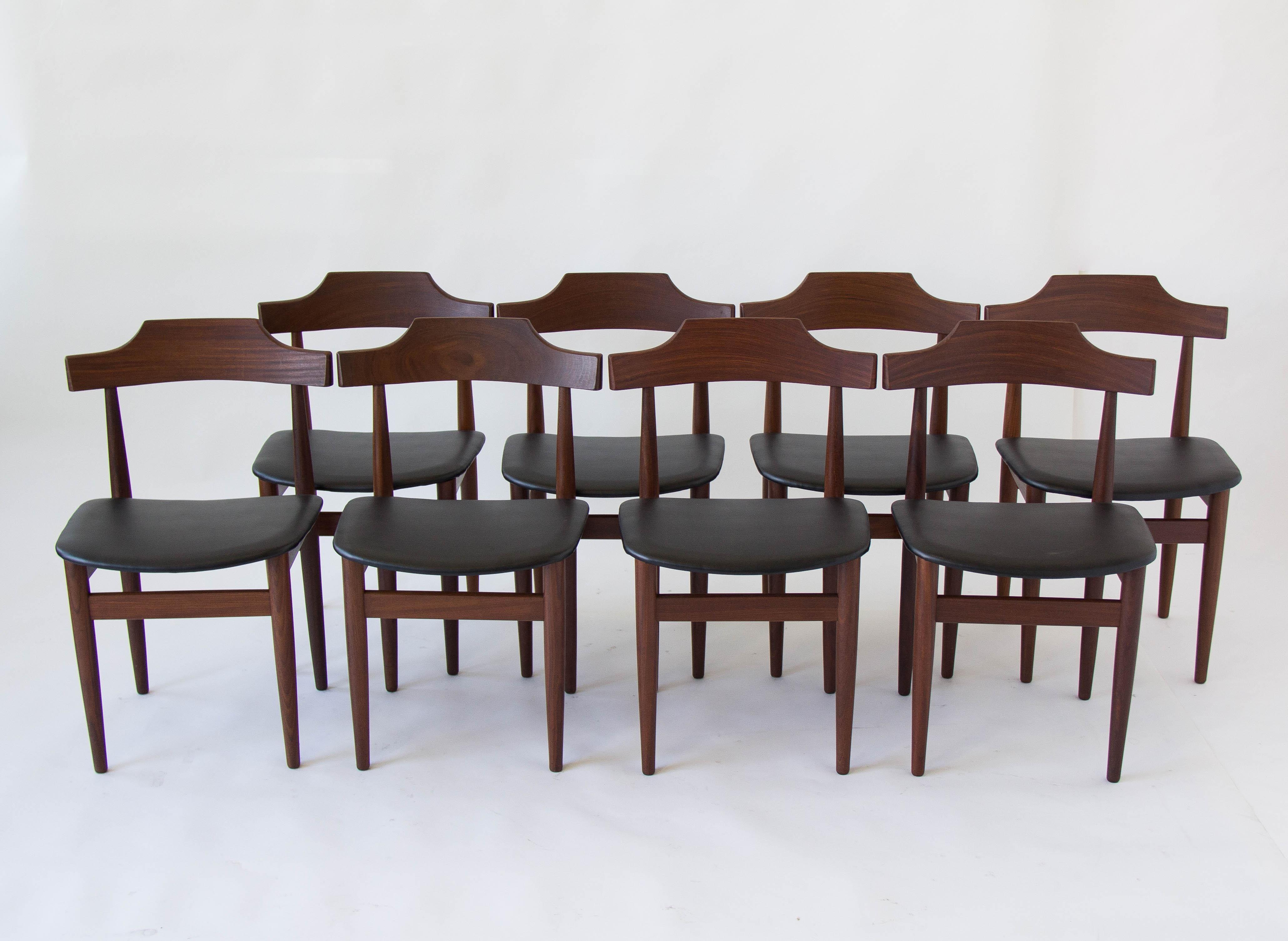 Eight Seat Dining Set By Hans Olsen For Frem Rojle   Image 8 Of 11