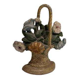 19th Century Vintage French Door Stop For Sale