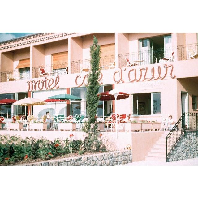 1950s Vintage French Riviera Cote d'Azur Photograph Print For Sale