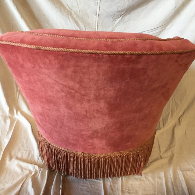 Councill Craftsmen Red Chair For Sale In Washington DC - Image 6 of 7
