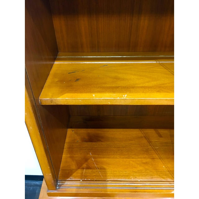 Mid Century Modern Craddock China Cabinet Hutch For Sale In Seattle - Image 6 of 12