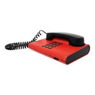 Red Gnt Automatica F78 Telephone (1978) For Sale
