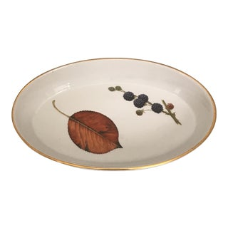 Royal Worcester Porcelain Baking/Serving Dish