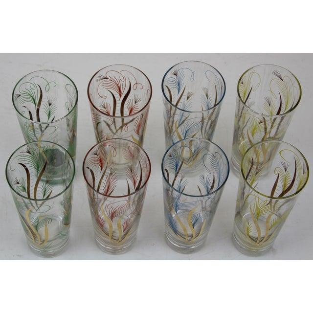 Vintage George Briard Glasses - Set of 8 - Image 5 of 9