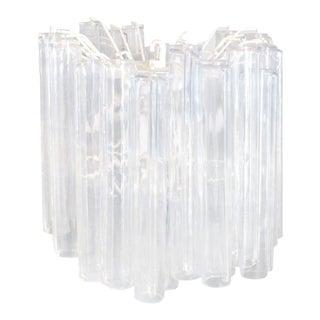 Italian Glass Entry Pendant Lamp by Venini