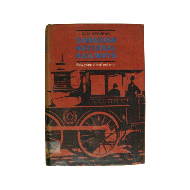 Canadian National Railways Book - Image 1 of 9