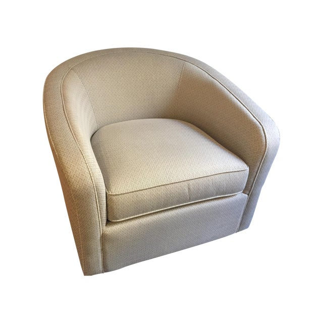 Room & Board Amos Swivel Chair - Image 1 of 3