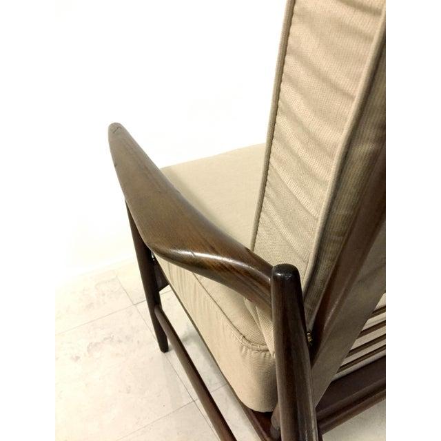 Kofod Larsen for Selig Vintage Danish Lounge Chair - Image 7 of 10