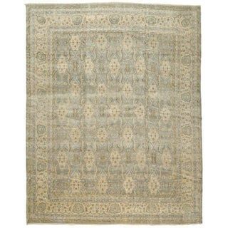 Traditional Tabriz Rug - 12'x15' Preview