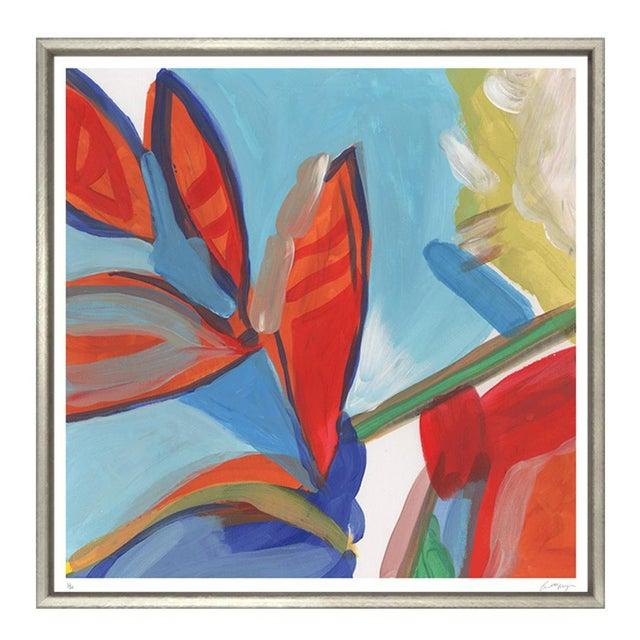"""Trowbridge """"Bouquet of Colour"""" Prints - Set of 4 For Sale - Image 4 of 9"""