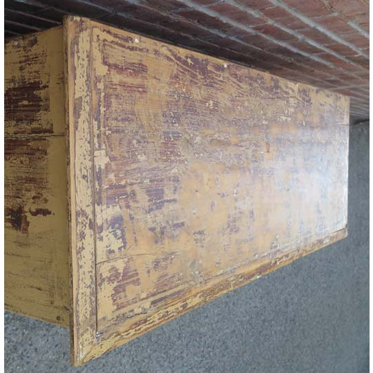 Antique French Three Drawer Chest For Sale - Image 4 of 6