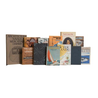 Sand and Sun Nautical Book Set, (S/20) Preview