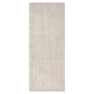 Antique Indian Cotton Runner For Sale