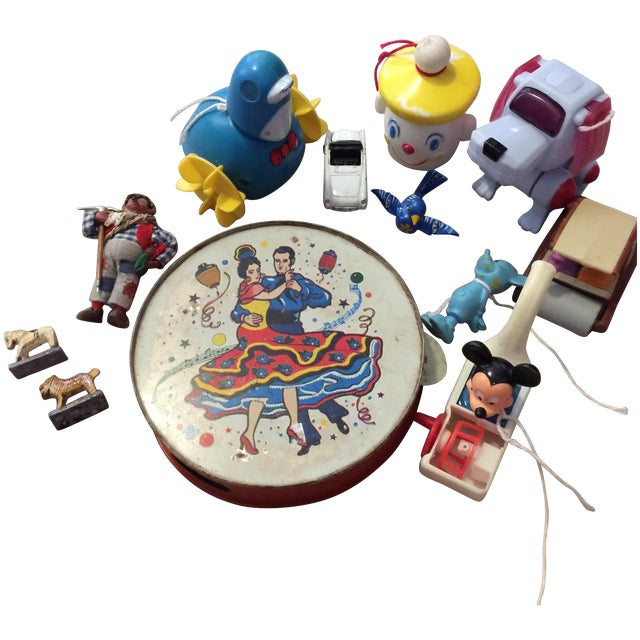 Variety of Old Toys - Image 1 of 6