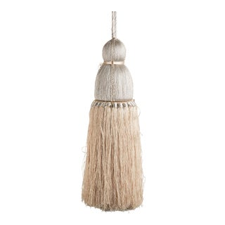 Gold & Silver Tassel, Large For Sale