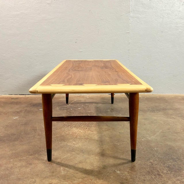 1960s Mid Centuy Modern Lane Acclaim Coffee Table Chairish