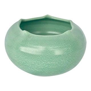 Vintage Mint Green Bowl For Sale