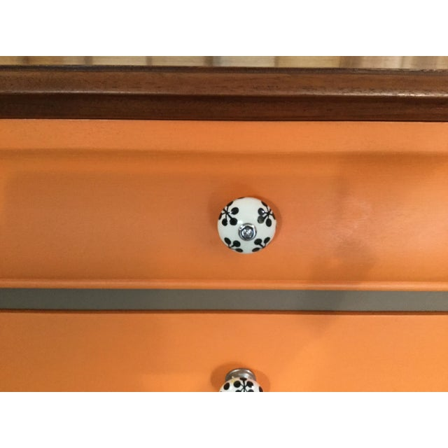 French Painted Louis-Philippe Chest For Sale - Image 7 of 7