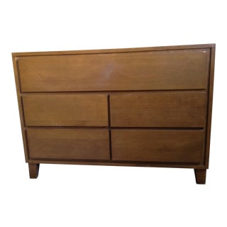 1960s Mid-Century Modern Conant Ball Chest For Sale