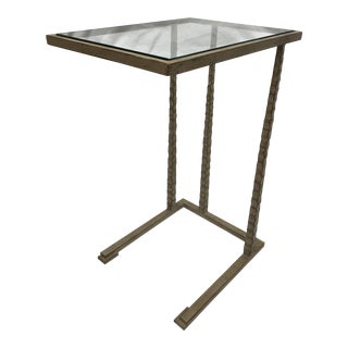Modern Charleston Forge Canton Drink Table For Sale